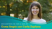 Come limpio con Carla Zaplana