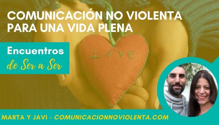 Comunicación no violenta para una vida plena